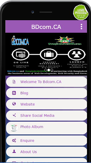 [BDcom.CA - A portal for Humanity]