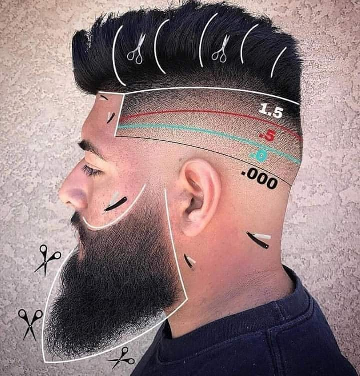 Haircut style#9